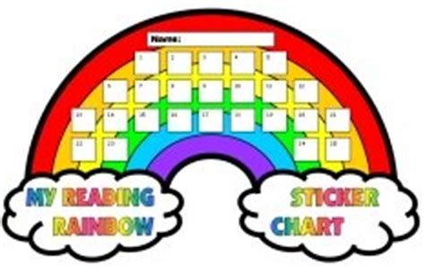 Printable Sticker Charts for Kids - SuperTeacherWorksheets